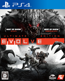 Evolve(エボルブ)Ultimate Edition